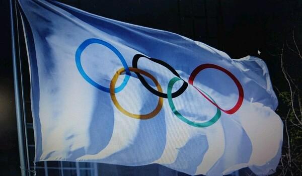 オリンピックの旗  完成!.jpg