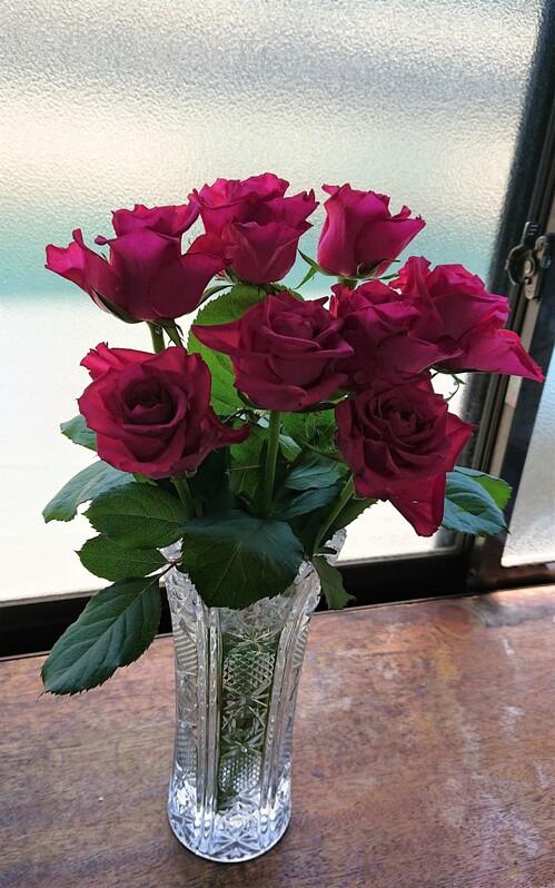 ピンクのバラ完成.jpg